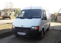 Цельнометаллический фургон Ford Transit Mk3 #Е 379 МА 66 . Свердловская область, Луговской, Тугулымская улица