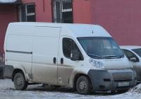 Фургон Fiat Ducato #Н 056 КО 45 . Курган, улица Савельева