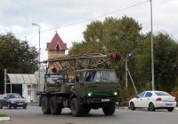 Буровая установка УРБ-2,5А на шасси КамАЗ-4310 # Е 225 СХ 31. Белгородская область, г. Алексеевка, улица Маяковского