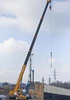 Автокран Hyundai HC50 #B 908 EVO. Алматы, проспект Рыскулова