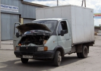 """Фургон ЗСА-270700 на базе ГАЗ-3302 """"Газель"""" #С 866 МО 66 . Свердловская область, Талица"""