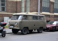 Санитарный автомобиль УАЗ-3962 #W 11699 I. Австрия, Вена