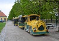 Экскурсионный автопоезд . Австрия, Вена