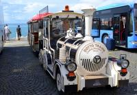 Экскурсионный автопоезд Dotto Trains. Словения, Копер