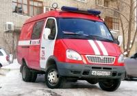 """Пожарный штабной автомобиль на базе ГАЗ-27052 """"Газель"""" #А 311 АА 72 . Тюмень"""