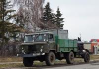 Автомобиль ГАЗ-66 #Е 866 МХ 46. Курская область, п. Горшечное, улица Андреева