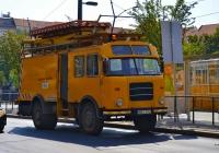 Автоподъемник Schörling на шасси Škoda 706MT #MBZ-972. Венгрия, Будапешт
