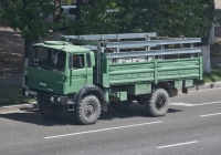 IVECO Magirus 4x4 #B 469 NBN. Алматы, проспект Рыскулова