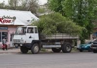Steyr 1291 4x4 #A 117 ZNN. Алматы, улица Толе би