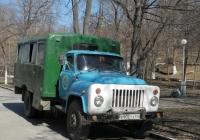 Вахтовый автобус ТС-3966 на шасси ГАЗ-53-12 #У 902 УХ 63 . Самара, Струковский сад