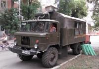 ПАК-70 на шасси ГАЗ-66-14 #К 336 РВ 63. Самара, Садовая улица