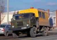 Автомобиль ГАЗ-66 # В 848 АО 31. Белгородская область, г. Алексеевка, улица Павла Ющенко
