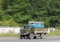 Автомобиль ГАЗ-66 # М 684 НК 31. Белгородская область, г. Старый Оскол, 1-й проезд Цемзаводской площадки