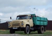 Бортовой грузовик ГАЗ-52-04 #А 117 НС 31. Белгородская область, г. Бирюч, улица Красная