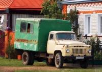 Фургон на шасси ГАЗ-52-01 #С 735 ХВ 31. Белгородская область, Алексеевский район, с. Иловка