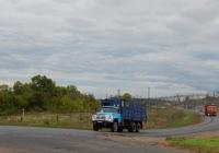 Автомобиль ЗиЛ-133ГЯ # В 713 ВО 46. Курская область, Касторенский район