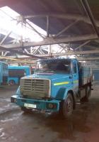 Бортовой автомобиль ЗиЛ-433362 #К 004 ЕВ 63 . Самара, улица Блюхера, ремзона ПАТП №4