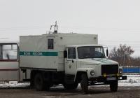 Автозак на шасси ГАЗ-3307 # Е 421 ОУ 31. Белгородская область, г. Алексеевка, улица Привокзальная