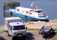Автомобиль УАЗ-39094 #У 946 ММ 161. Ростовская область, Вёшенская