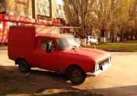 Фургон ИЖ-2715-01. Самара, улица Осипенко