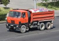 Самосвал Tatra T815S3 #931 EAA 02. Алматы, улица Саина
