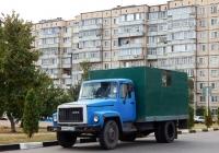 Мастерская на шасси ГАЗ-3307 # К 691 АА 31. Белгородская область, г. Алексеевка, улица Республиканская