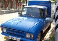 ИЖ-2715-01 #Р 384 ТВ 64 . Саратов,улица Московская