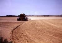 Трактор Caterpillar 60 в поле . США