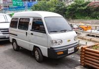 Микроавтобус Chevrolet Damas. Корея, Сеул