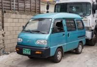 Микроавтобус Daewoo Damas. Корея, Сеул