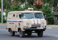 Инкассаторский автомобиль Коналю-330 на базе УАЗ-3962 #В 004 СМ 70 . Томск, Иркутский тракт