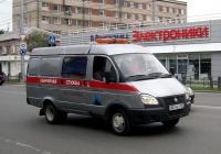 """Автомобиль аварийной коммунальной службы ГАЗ-2705-288 """"Газель-Бизнес"""" #О 824 ЕХ 197 . Тюмень, Ямская улица"""