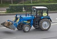 Фронтальный погрузчик ПКУ-0,8 на базе трактора Беларус 82.1 #A 876 ALD. Алматы, улица Саина