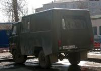 Грузопассажирский фургон СтЗМ-3905 #Е 609 СО 72. Тюмень