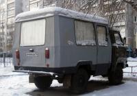 Вахтовый автобус Кубанец Т12.02 #Р 444 ОЕ 72. Тюмень, улица Ватутина