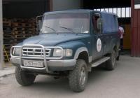 """Пикап ГАЗ-2308 """"Атаман"""" #А 157 РР 72. Тюмень"""