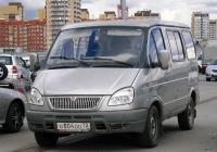 "Микроавтобус ГАЗ-2217 ""Баргузин"" #О 804 ОО 72 . Тюмень, парковка ТЦ ""Зеленый берег"""