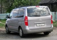 Микроавтобус Hyundai H1 #О 152 ЕВ 11. Свердловская область, Белоярский район