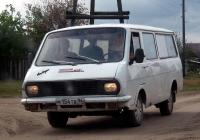 Микроавтобус РАФ-2203 #М 154 ТВ 96. Свердловская область, Луговской, Школьная улица