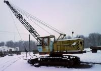 Экскаватор ЭО-3211Е-1. Беларусь, Могилёвский район