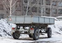 Бортовой прицеп #АА 7046 70. Томск