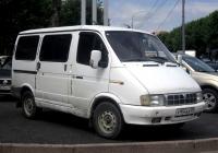 """Микроавтобус ГАЗ-2217 """"Соболь Баргузин"""" #У 954 ЕА 89 . Тюмень, улица 50 лет Октября"""