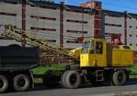 Пневмоколёсный кран КС-4361А. Алтайский край, Барнаул, Власихинская улица