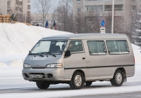 Микроавтобус Hyundai H100 #К 723 ВВ 70. Томская область, Северск
