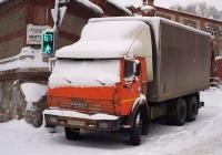 Бортовой автомобиль КамАЗ-53215 #Н 961 НЕ 163 . Самара, Ульяновский спуск