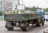 Бортовой прицеп ОдАЗ-9357 #АС 2360 70. Томск, Иркутский тракт