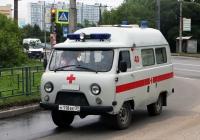АСМП на базе УАЗ-3962. Иваново, улица Станкостроителей