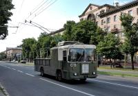 Троллейвоз КТГ-1 #С-8. Запорожская область, г. Запорожье, Соборный проспект