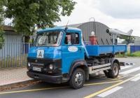 Бортовой автомобиль на шасси Avia A60  #6A0 0440. Чехия, Прага