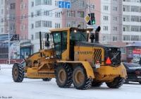Грейдер Volvo G930 #1573РК14. Якутск, улица Ойунского